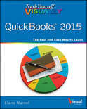 Teach Yourself Visually Quickbooks X