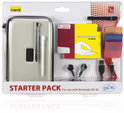 Logic3 Starter Kit Zilver DSi XL