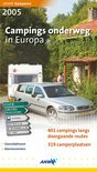 Anwb campinggids onderweg in europa 2005