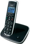 Fysic FX-6000 - Single DECT telefoon - Grijs
