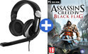 Sennheiser PC 330 + gratis Assassin's Creed IV