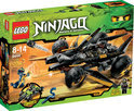 LEGO Ninjago Coles Verdedigingsvoertuig - 9444