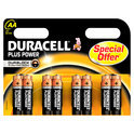 Duracell Plus Power 8 AA batterijen