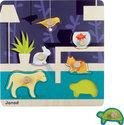 Janod Knoppuzzel Huisdieren