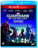 Guardians of the Galaxy (3D Blu-ray)