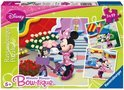 Ravensburger Puzzel - Minnie Mouse Bow-tique