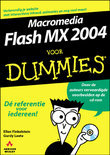 Macromedia Flash MX 2004 voor Dummies + CD-ROM