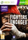 Fighters Uncaged (Xbox Kinect)