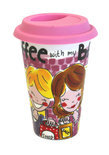 Blond Amsterdam Specials - Coffee to Go Beker - With my BFF