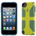 Speck CandyShell Grip - Beschermhoes voor de Apple iPod Touch 5 - Lemongrass Yellow / Harbor Blue