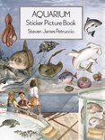 Aquarium Sticker Picture Book