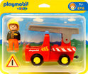Playmobil Brandweerwagen - 6716