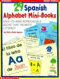 29 Spanish Alphabeth Mini-Books