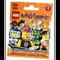 8804 Minifigures Serie 4