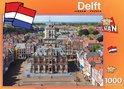 Puzzelman Puzzel - Delft
