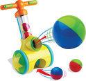 TOMY Toddler  Rol op & Schiet uit Loopwagen