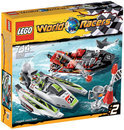 LEGO World Racers Riffenrace - 8897