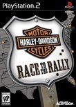 Harley Davidson Motorcycles - Race To The Rally