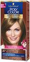 Poly Color Creme Haarverf 37 - Donkerblond - Haarkleuring