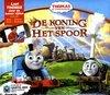 Thomas de stoomlocomotief - De koning van het spoor MET APP
