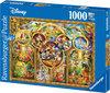 Ravensburger Puzzel - De Mooiste Disney Thema's