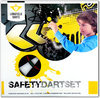 Longfield Dartbord Safety Dartbord + Dartpijlen