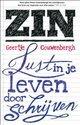 Cover voor - ZIN, lust in je leven door schrijven