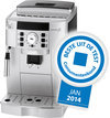 De'Longhi Magnifica S ECAM 22.110 Volautomaat Espressomachine - Zilver