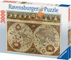 Ravensburger Puzzel - Wereldkaart 1665