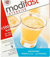 Modifast Vanille - 9 stuks - Milkshake