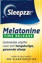 Sleepzz Melatonine Time Release - 500 Tabletten