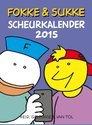 Fokke & Sukke Scheurkalender  / 2015