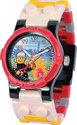LEGO Kinderhorloge - Brandweerman