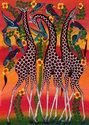 Giraffes  - Legpuzzel - 1000 Stukjes