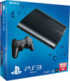Sony PlayStation 3 Console 500GB Super Slim + 1 Wireless Dualshock 3 Controller - Zwart PS3