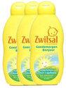 Zwitsal - Goedemorgen Haarlotion - 3 x 200 ml - Voordeelverpakking