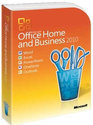 Microsoft Office Home And Business 2010 - Engels / 1 licentie / WIN