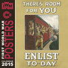 Imperial War Museum First World War Posters Wall Calendar 2015 (Art Calendar)