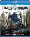 Transformers 3: Dark Of The Moon (3D+2D Blu-ray+Dvd)