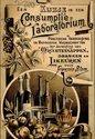 Een kijkje in een consumptie-laboratorium / druk Heruitgave