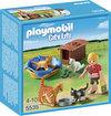 Playmobil Poezenfamilie Met Mand - 5535