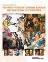 Training voor het nieuwe examen met historische contexten