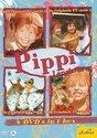Pippi Langkous 1 t/m 4