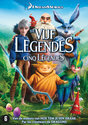 De Vijf Legendes (Rise Of The Guardians), Dvd, 10,99 euro