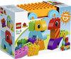 LEGO Duplo Peuter Bouwen en Rijden - 10554