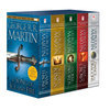 A Game of Thrones 5-Copy Boxed Set