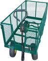 vidaXL Tuinkar Transportkar vouwbaar 350kg 40548
