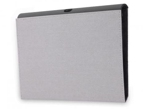 Sony Draaghoesstandaard voor de Sony Tablet S - Zilver