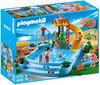 Playmobil Openluchtzwembad Met Glijbaan - 4858