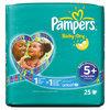 Pampers Baby Dry - Luiers Maat 5+ Midpak 25 stuks